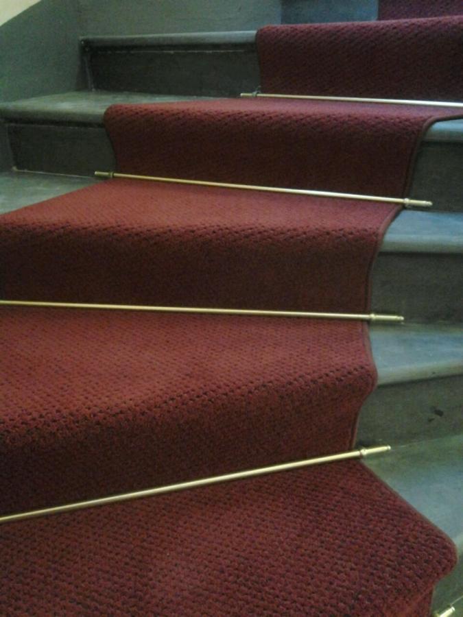 Foto lavori eseguiti pag 4zerbini online zerbini prezzi - Moquette per scale ...