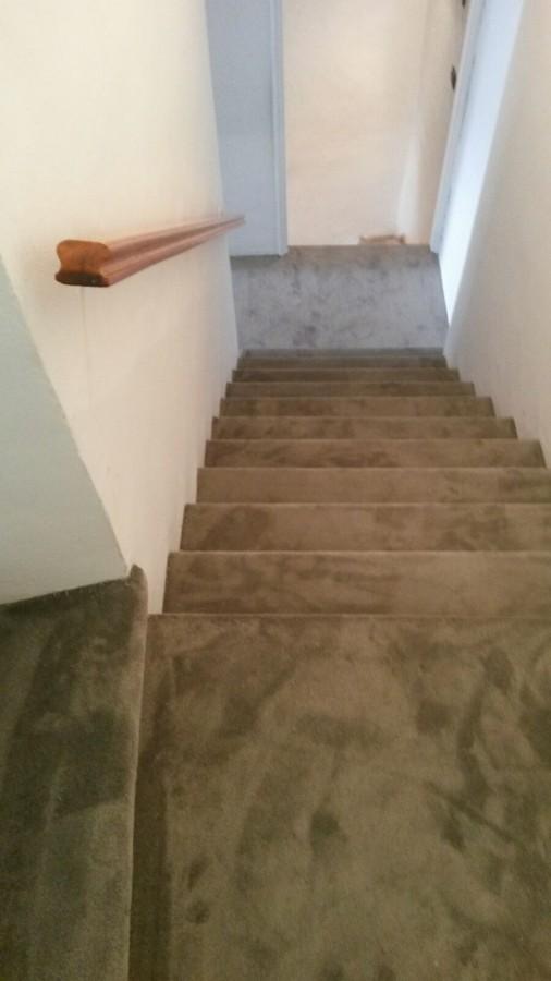 Foto lavori eseguiti macri passatoie zerbini - Moquette per scale ...